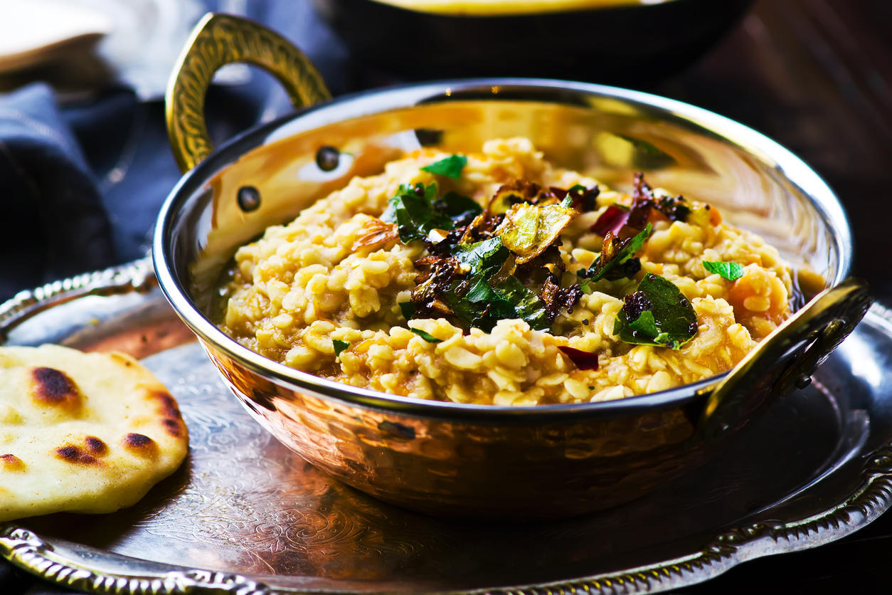 Le dhal une recette v g tarienne indienne medisite - Recette cuisine indienne vegetarienne ...