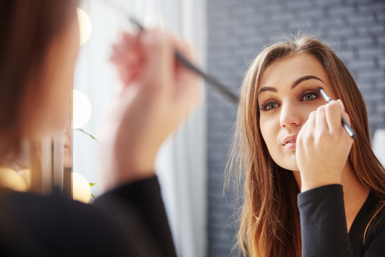 Organic makeup or natural : the difference - medisite.fr 2