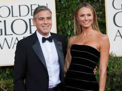 georges clooney lifting testicules