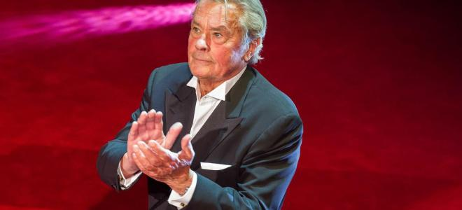"Illustration de l'article Alain Delon : ""je sais que je quitterai ce monde sans regrets"""