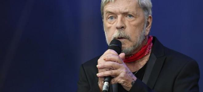 Illustration de l'article Le chanteur Renaud hospitalisé