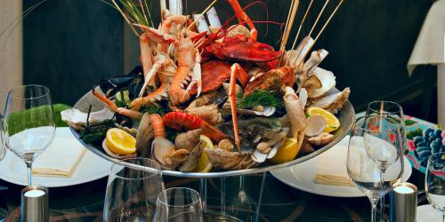 Aliments et cholestérol : attention aux fruits de mer
