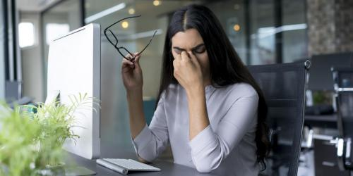 Scotome scintillant : une migraine ophtalmique en cause