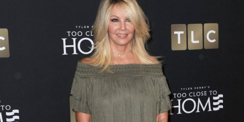 L'actrice Heather Locklear internée en hôpital psychiatrique