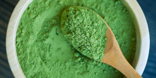 Musculation : les dangers de la spiruline