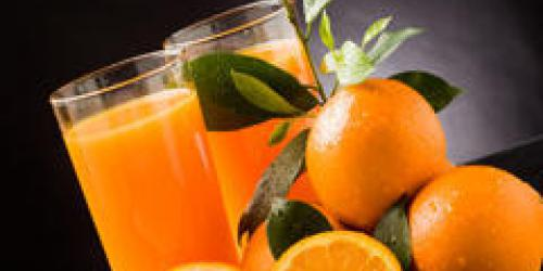 Nos jus d'orange contaminés?