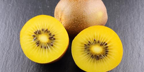 Le kiwi jaune : un fruit riche en vitamines